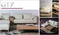 シギヤマ家具CITYシリーズ岩倉榮利(いわくらえいり)洗練されたシンプルなデザインでモノトーンがスタイリッシュ