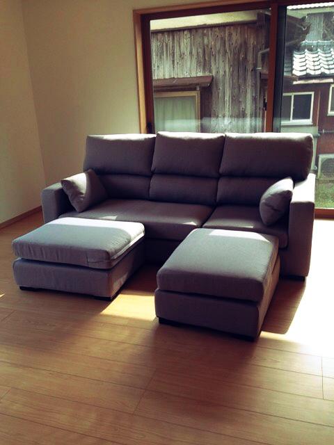 新築戸建へ人気商品3点納品/小倉北区長尾T様