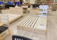 檜『HINOKI』ーヒノキのベッド